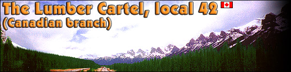 The Lumber Cartel, local 42 (Canadian branch)