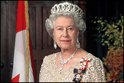 [Her Royal Majesty: Queen Elizabeth]